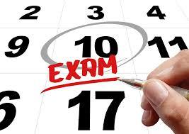 Examenes septiembre