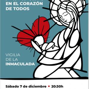 Vigilia de la Inmaculada 7 de diciembre