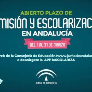 Solicitud de Admisión: Escolarización  21-22.